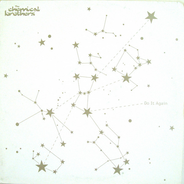 The Chemical Brothers - Do It Again - LP + 12inch