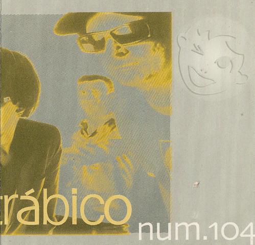 REPóRTER ESTRáBICO - Single De Prata CD - CD