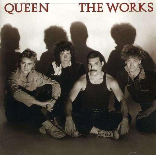 Queen - The Works LP - 33T