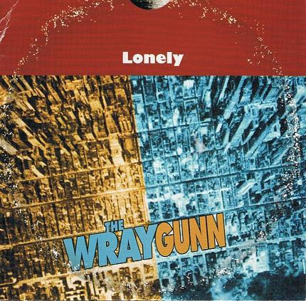 WRAYGUNN - Lonely CD - CD