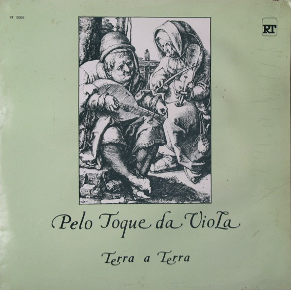 Terra a Terra Pelo Toque da Viola LP