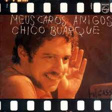 Chico Buarque Meus Caros Amigos LP