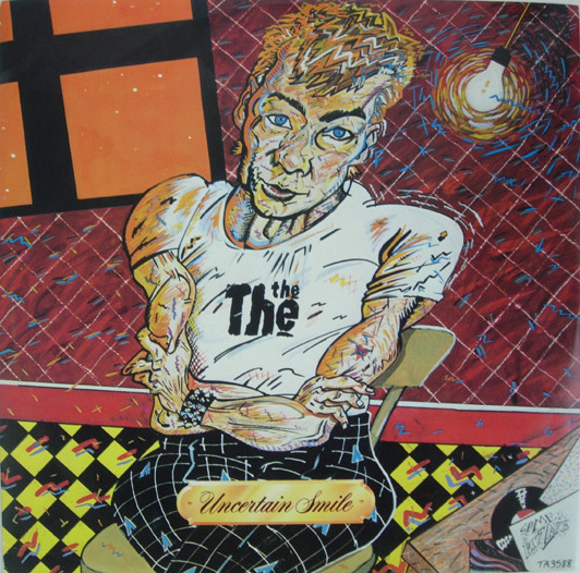 The The Uncertain Smile 12''