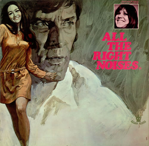 Melanie (2) All The Right Noises LP