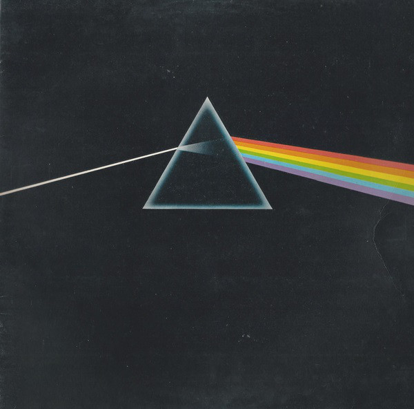 Pink Floyd The Dark Side Of The Moon LP
