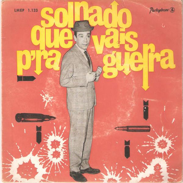RAUL SOLNADO - Solnado Que Vais Para A Guerra 7'' - 45T x 1