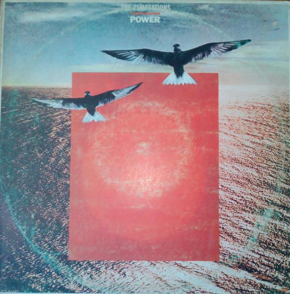 The Temptations Power LP