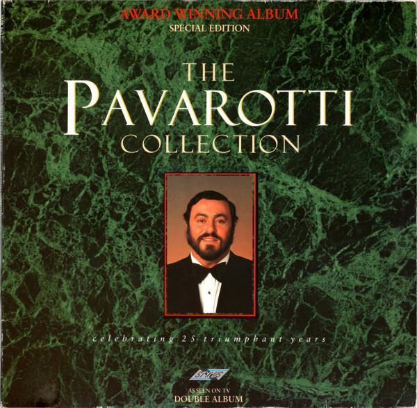 Luciano Pavarotti The Pavarotti Collection 2LP