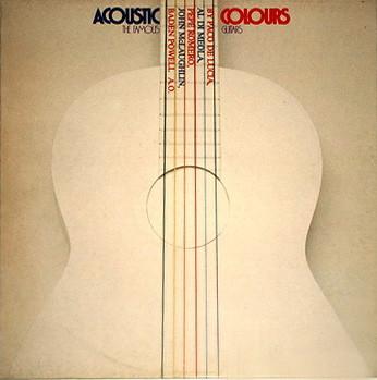 Various Acoustic Colours - The Famous Guitars LP