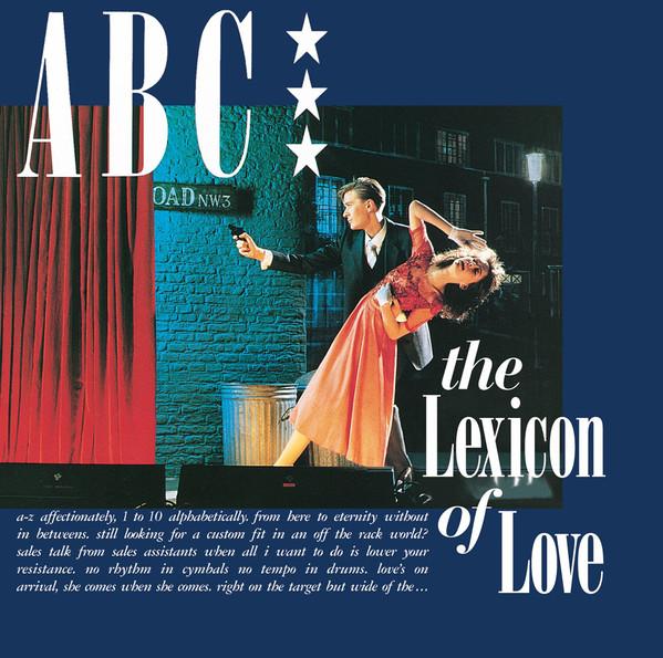 ABC - The Lexicon Of Love LP - 33T