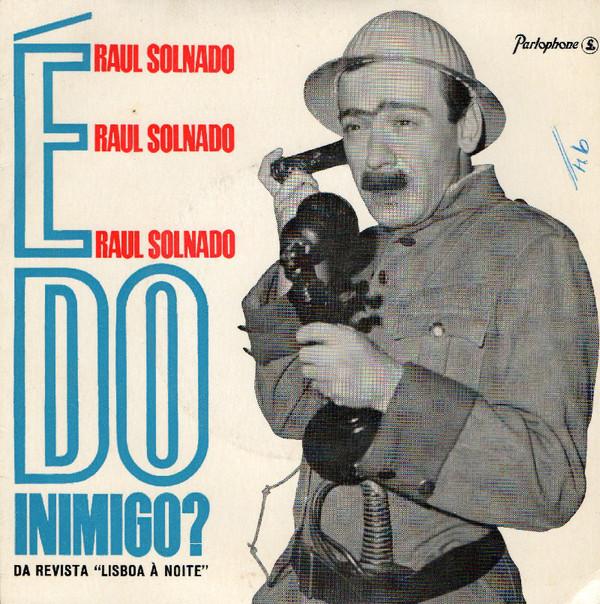 RAUL SOLNADO - É Do Inimigo 7'' - 45T x 1
