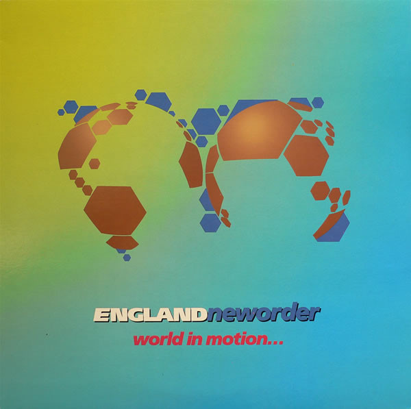 New Order World In Motion... 12''
