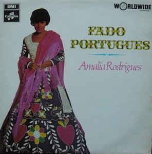 Amalia Rodrigues Fado Portugues LP