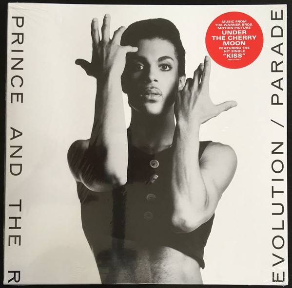 PRINCE AND THE REVOLUTION - Parade - Music From The Motion Picture 'Under The - 33T