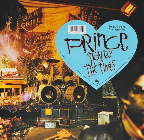 PRINCE - Sign ''O'' The Times LP - 33T