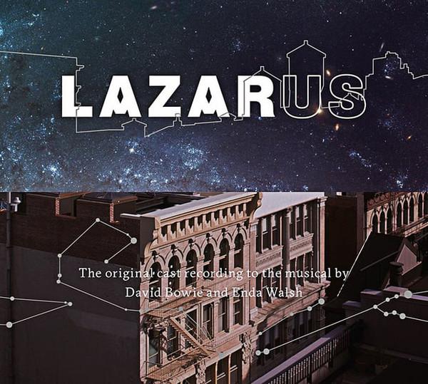 ORIGINAL NEW YORK CAST OF LAZARUS  DAVID BOWIE  EN - Lazarus LP - 33T