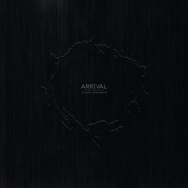 JóHANN JóHANNSSON - Arrival (Original Motion Picture Soundtrack) LP - 33T