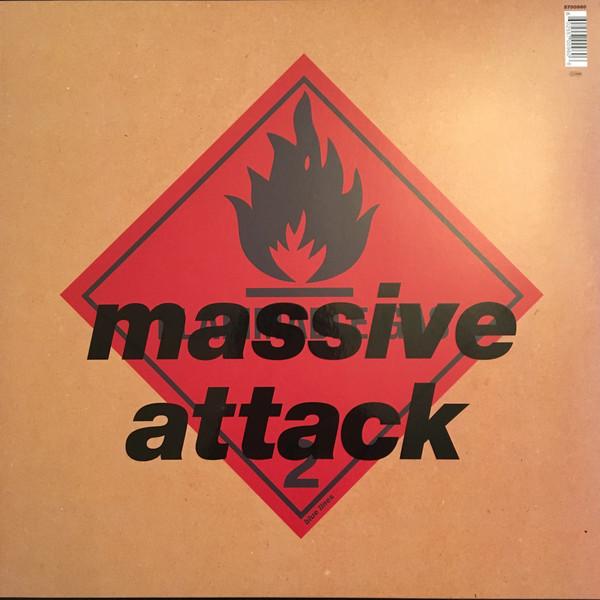 MASSIVE ATTACK - Blue Lines LP - 33T
