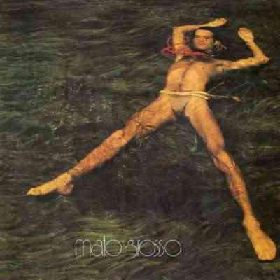 Ney Matogrosso Mato Grosso LP