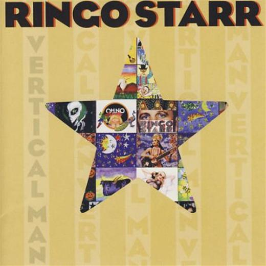 Ringo Starr Vertical Man CD