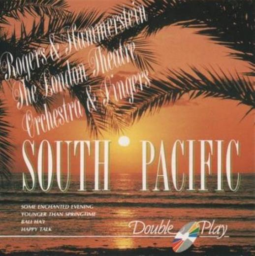 Rogers & Hammerstein South Pacific CD