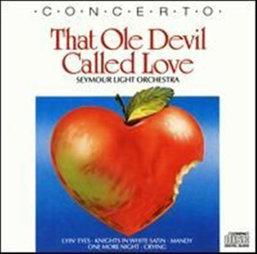 Seymore Light Orchestra That Ole Devil called love CD