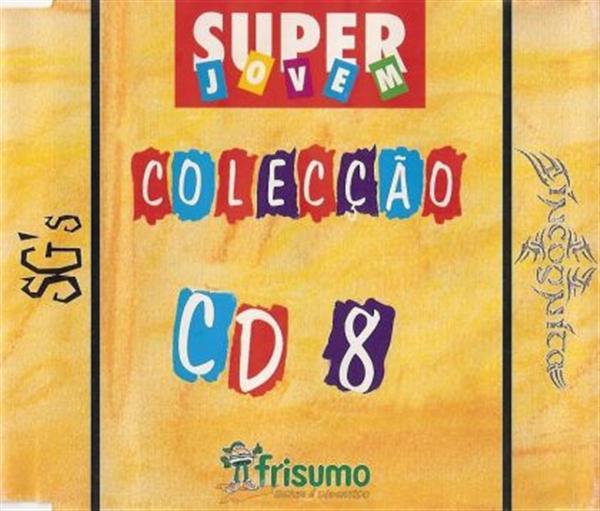 SG's and Incognita Super Jovem CD