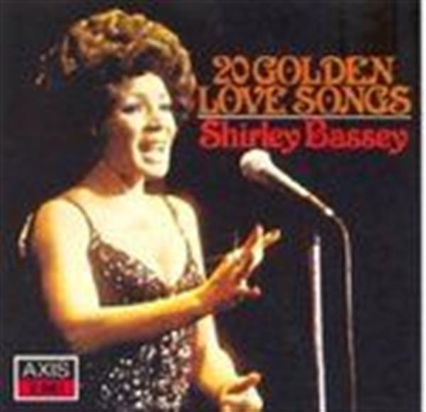 Shirley Bassey 20 Golden Love Songs CD