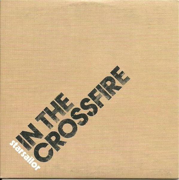 Starsailor In The Crossfire CD