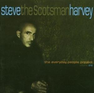 Steve Harvey Everyday People Project CD