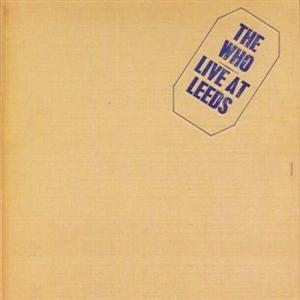 The Who Live At Leeds CD