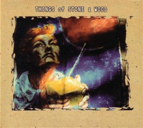 Things of Stone and Wood Single Perfect Raindrop (Single) CD-SINGLE