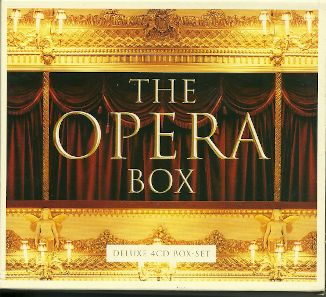 Various Artists - The Opera Box - Diva's CD - CD