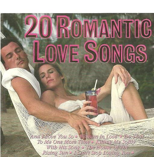 Various Artists 20 Romantic Love Songs CD