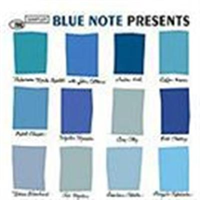 VARIOUS ARTISTS - Blue Note Presents Sampler CDS - CD single