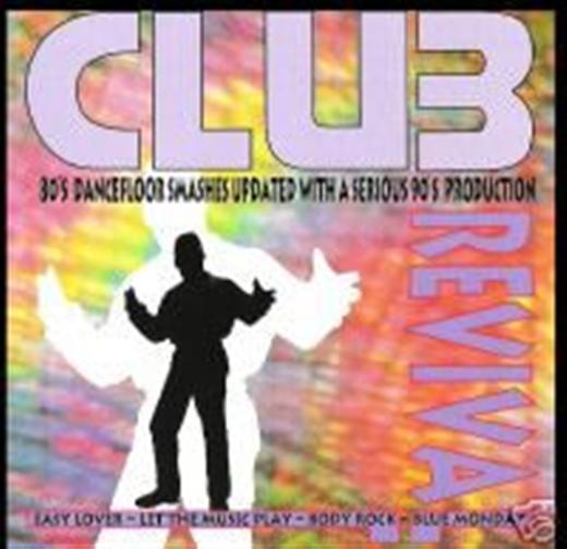 Various Artists Club Revial CD
