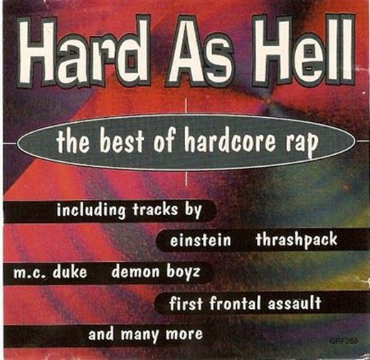 Various Artists Hard As Hell CD