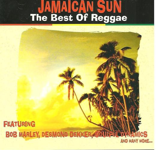 Various Artists Jamaican Sun - The Best Of Reggae CD