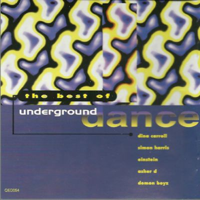 Various Artists - The Best Of Underground Dance CD - CD