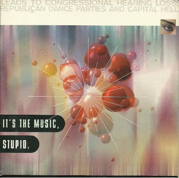 Various It's The Music Stupid PROMO CD