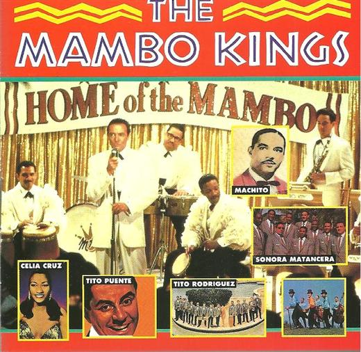 Various The Mambo Kings CD